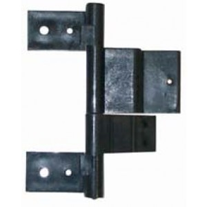 Trimatic 4 piece hinge